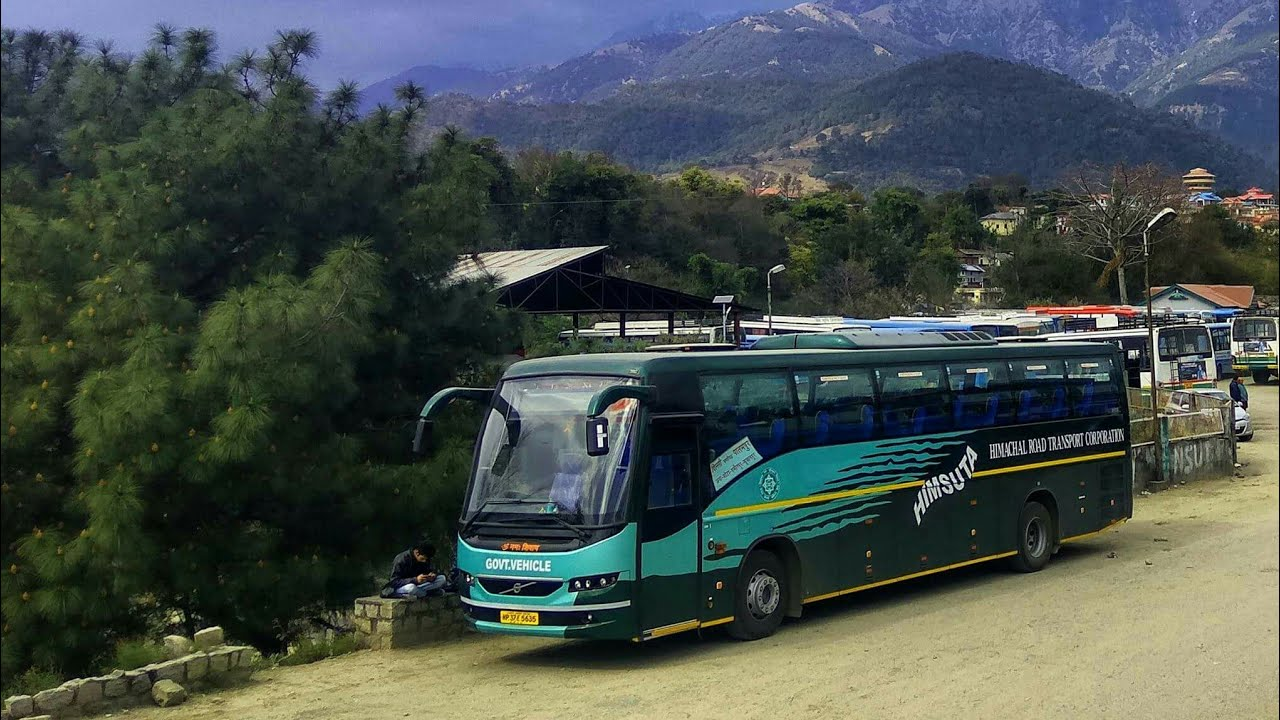 Delhi – Manali (Overnight Bus Journey)