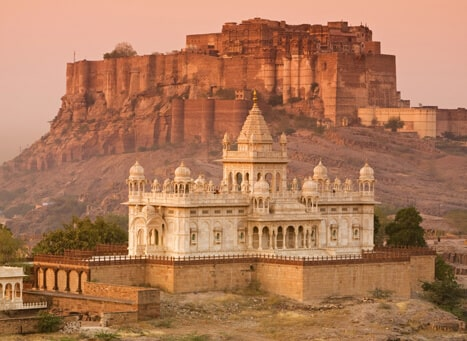 Jodhpur Sightseeing (Rest Day)