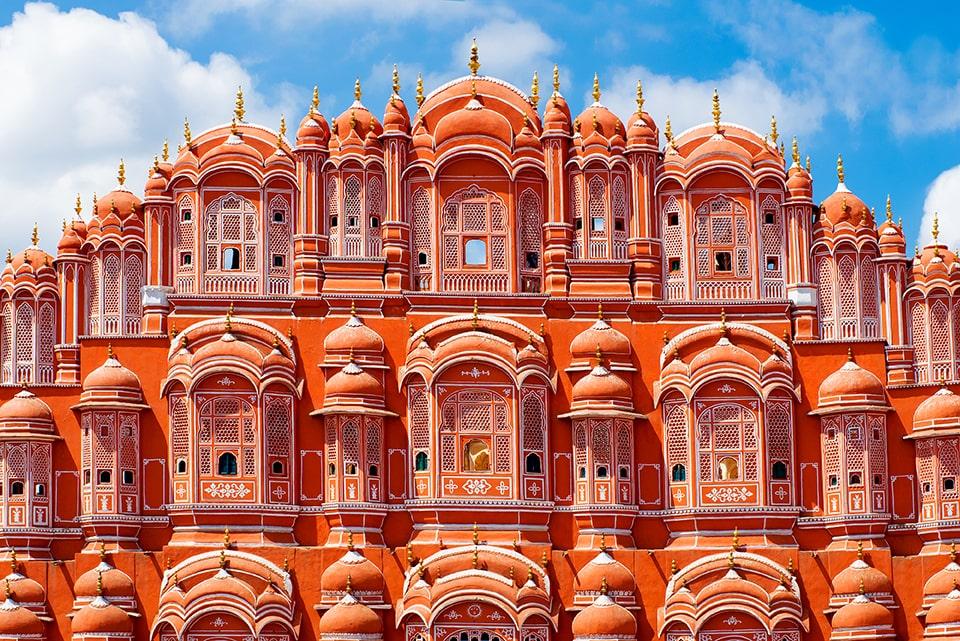 Jaipur (Arrival Day)